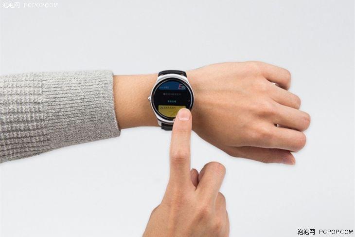 支付功能更全能,Ticwatch2 NFC 版体验
