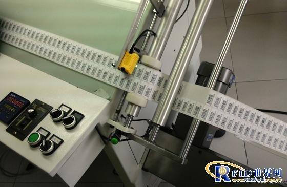 条码自动检测及防重复打印系统