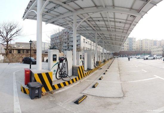 打造华睿码便捷支付新功能 建成全市最大新能源